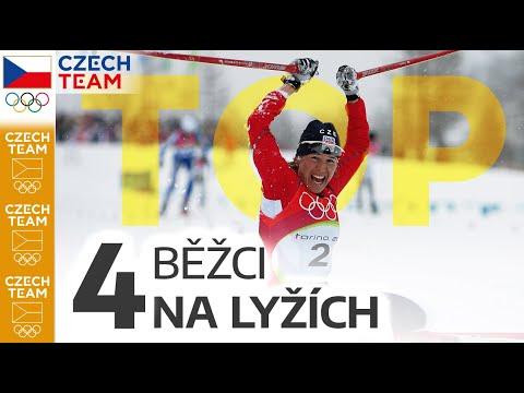 TOP: 4 běžci na lyžích