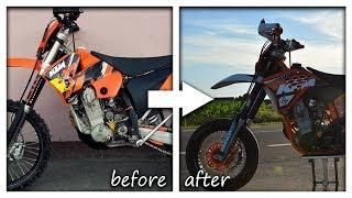 3. PBM - KTM 525 Transformation