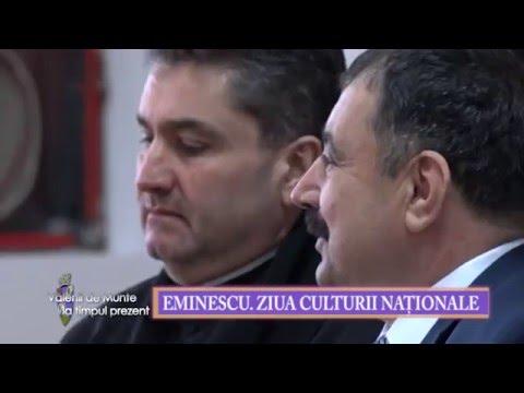 Emisiunea Valenii de Munte la timpul prezent – 22 ianuarie 2016 – partea I