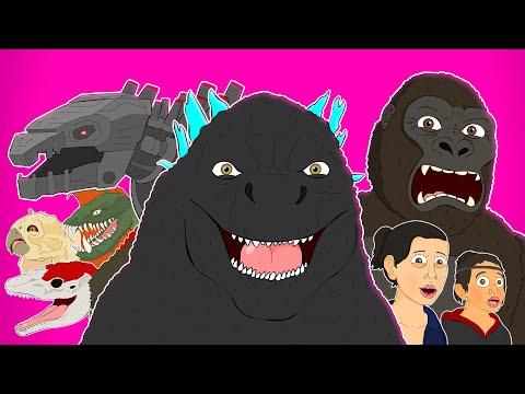 Godzilla vs. Kong The Musical