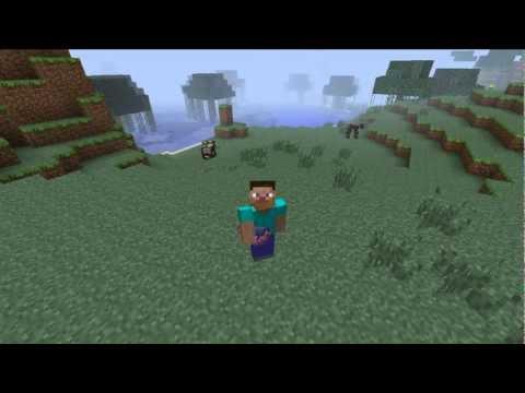 Minecraft 1.1 - Tutoriel sur les enchantements: Les arcs