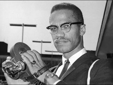 "1992 SPECIAL REPORT: ""MALCOM X...THE REAL STORY"""