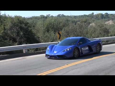 0 Kepler Motors   Motion Hybrid Supercar