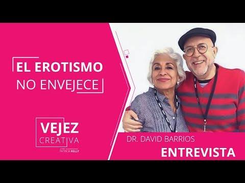 Frases celebres - El erotismo no envejece con el Dr. David Barrios  Patricia Kelly