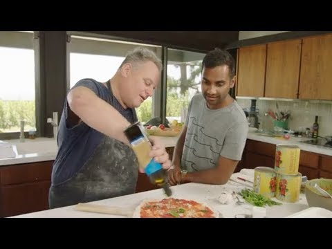 Chris Bianco & Aziz Ansari Make Pizza