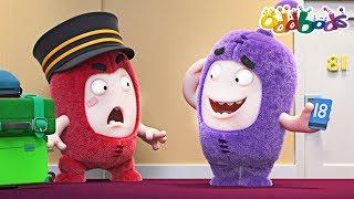 Video Oddbods - HOTEL HASSLE | NEW Full Episodes | Funny Cartoons MP3, 3GP, MP4, WEBM, AVI, FLV Oktober 2018