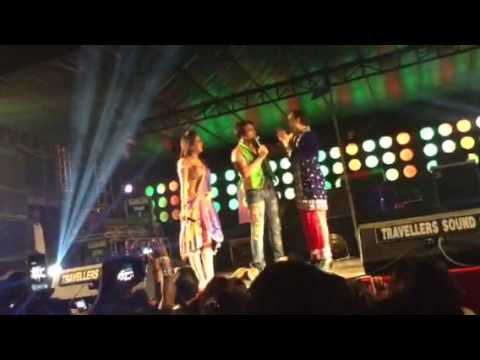 Rithvik and asha in Guyana