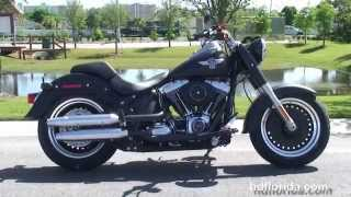 7. New 2014 Harley Davidson Fat Boy Lo Motorcycles for sale - Panama City, FL