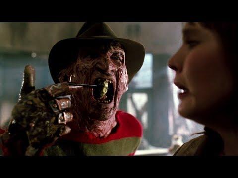 I love soul food (cinema theater) | A Nightmare on Elm Street 4
