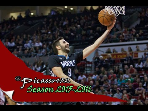 Ricky Rubio Highlights vs Blazers [15Pts,9Ast] - (2016 01 31) - The Maestro in ACTION!
