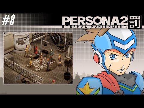 Persona 2: Eternal Punishment (PS1) - Episode 8