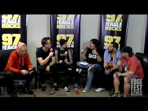 Edgefest 27 - Blink 182 (видео)