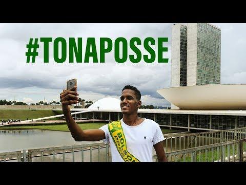 O que disse quem viu de perto a posse de Bolsonaro na Esplanada