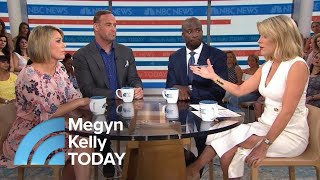 Video Megyn Kelly Roundtable Talks Trapped Thai Soccer Team, Giraffe 'Trophy Kill' | Megyn Kelly TODAY MP3, 3GP, MP4, WEBM, AVI, FLV Juli 2018