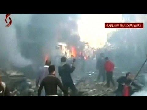 Συρία: Δεκάδες νεκροί και τραυματίες από έκρηξη έξω από νοσοκομείο