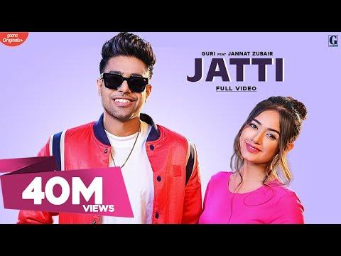 Jatti : Guri Feat. Jannat Zubair (Full Video) Satti Dhillon | Romantic Song | GK.DIGITAL | Geet MP3