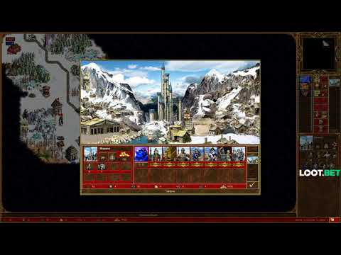 Dread's stream. Heroes III часть 1 / 13.09.2017 [1]