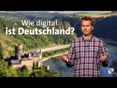 Wie digital ist Deutschland?