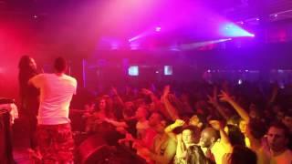 "Pharoahe Monch ""Simon Says"" Live At Proud O2"