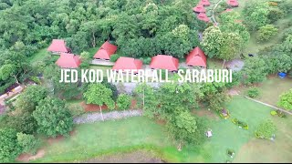 Saraburi Thailand  city photo : RIDE WITH ME - JED KOD WATERFALL, SARABURI, THAILAND