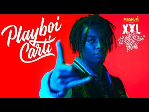 Playboi Carti Freestyle – 2017 XXL Freshman
