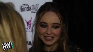 Sabrina Carpenter Gushes Over Iggy Azalea&Talks Halloween Costumes!