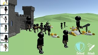 In Stickman Legacy of War 3D Game become a stick commander and wage war on the stickman battlefield! It is your inheritance to destroy the enemy castle and become the stickman king!Your army awaits the fighting and killing… unleash your anger!Google Play link: https://play.google.com/store/apps/details?id=com.nlazy.stickman.war==========================================► SUBSCRIBE HERE:- https://goo.gl/dkAxut===========================================► FOLLOW ME ON TWITTER:- goo.gl/edgv25► LIKE US ON FACEBOOK:- goo.gl/IPs2wI► CONNECT US ON GOOGLE+:- goo.gl/MuKW3B============================================Stickman Legacy of War 3D Gameplay Features: - Absolutely 3D backgrounds, blade weapons and stickmen.- Four Ages: legendary, Modern, Sci-Fi and Post-Apoc. - Fight plenty of totally different enemy warriors.- Upgrade your character armor and blade, gain skills as you progress, and become a 1 man army.Please Rate, Share and Comment too, really want to entertain all of you, so tell me what you want!Thank you guys for watching - DroidGameplaysTV