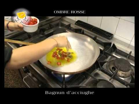 """Genova Gourmet – Ombrerosse """"bagnun d'acciughe"""""""