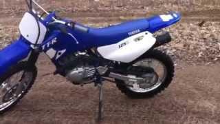 5. 2002 Yamaha TT-R 125L