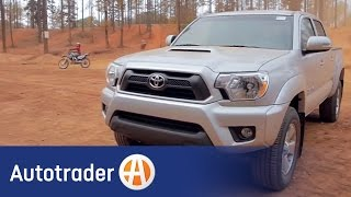 2013 Toyota Tacoma: Totally Tested Review - AutoTrader