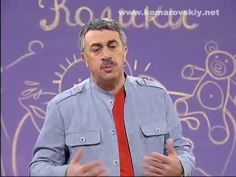 Укропная водичка при детских коликах - Доктор Комаровский