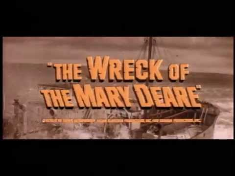 The Wreck of the Mary Deare - Original Theatrical Trailer