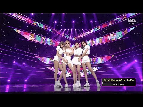 BLACKPINK - 'Don't Know What To Do' 0407 SBS Inkigayo - Thời lượng: 3:29.