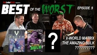 Video Best of the Worst: V-World Matrix, The Amazing Bulk, and ???? MP3, 3GP, MP4, WEBM, AVI, FLV Mei 2018