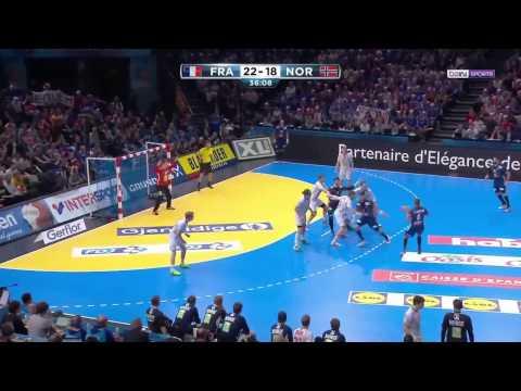 Finale France vs Norvège (33-26) Les meilleurs moments Handball 2017