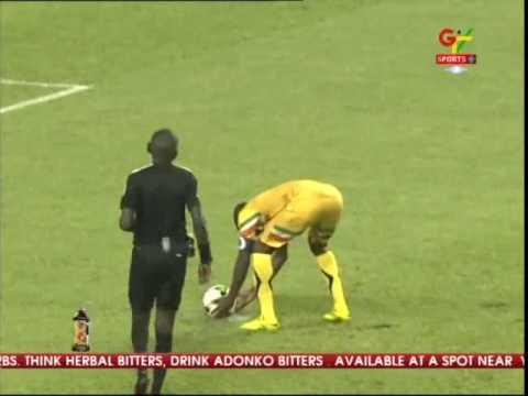 MALI  VS GUINEA  2- 0  Penalty shootout 24052017 Semi final Africa Cup U17