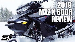 4. Full Review of the 2019 Ski-Doo MXZ X 600R