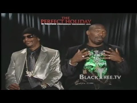 Katt Williams and Charlie Murphy Interview - Perfect Holiday