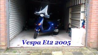 8. Vespa Et2 2005