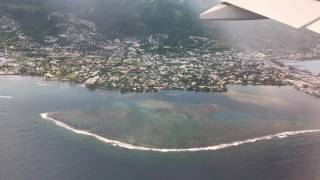 Fa'a'ā International Airport (French: Aéroport international de Tahiti Fa'a'ā) (IATA: PPT, ICAO: NTAA) is in the commune (municipality) of Fa'a'ā, on the island of ...