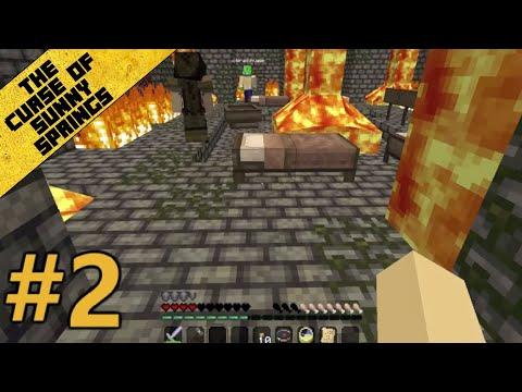 Minecraft Custom Map: The Curse of Sunny Springs - Del 2
