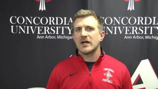 Spring football game preview - Coach Schumacher thumbnail