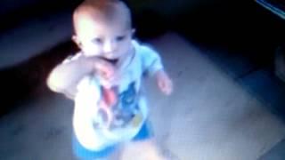My Nephew Dancing To His Favorite Song