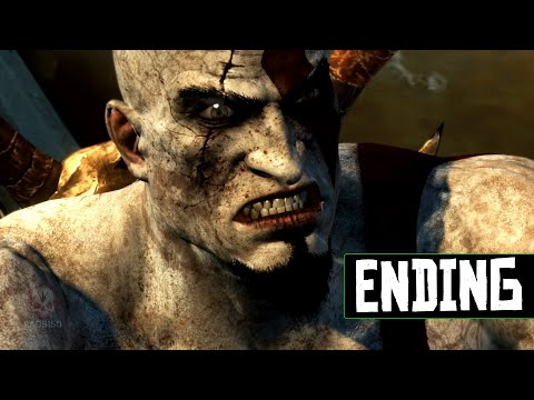 GOD OF WAR Ascension PS3 Gameplay No Commentary Part 9 Final Boss and Ending