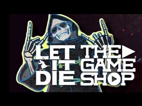 , title : 'THE GAME SHOP - LET IT DIE ~Acid Rock~'