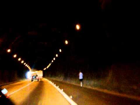 Túnel Cascavel em Gravatá - Pe