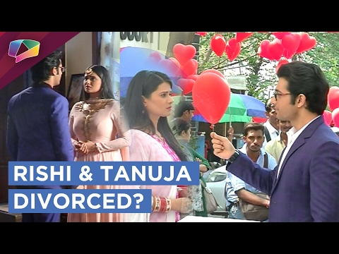 Rishi & Tanuja get divorced   Rishi finds someone
