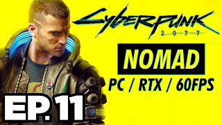 • HACKED SELF DRIVING CARS, VISITING DELAMAIN HQ!!! Cyberpunk 2077 Ep.11 (PC Gameplay Let's Play)