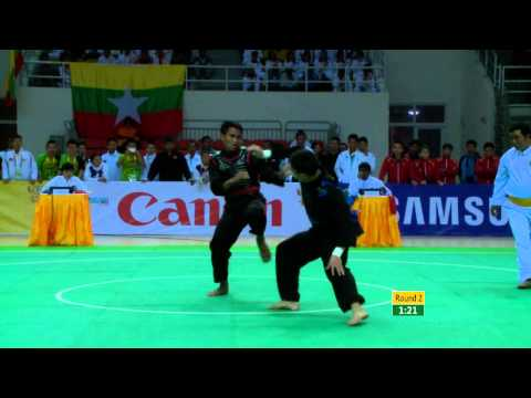 27th SEA GAMES MYANMAR 2013 – Pencak Silat S1 10/12/2013