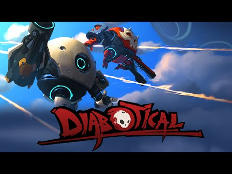 Diabotical Kickstarter trailer short ver.
